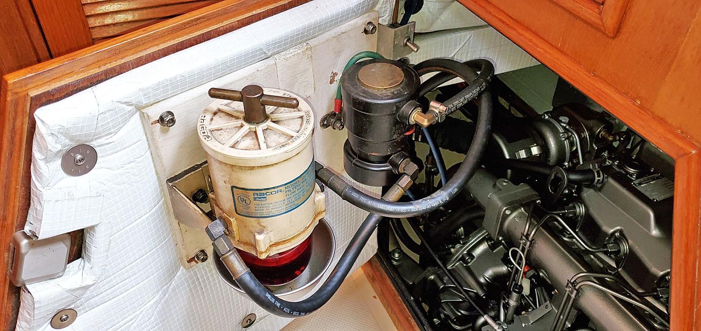 Fuel Water Seperator