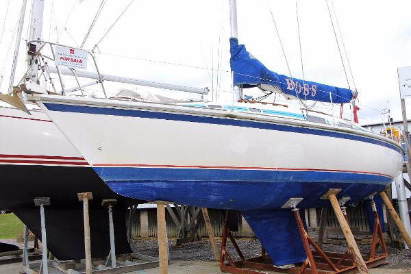 Westerly Fulmar 32 used boat for sale from Boat Sales International