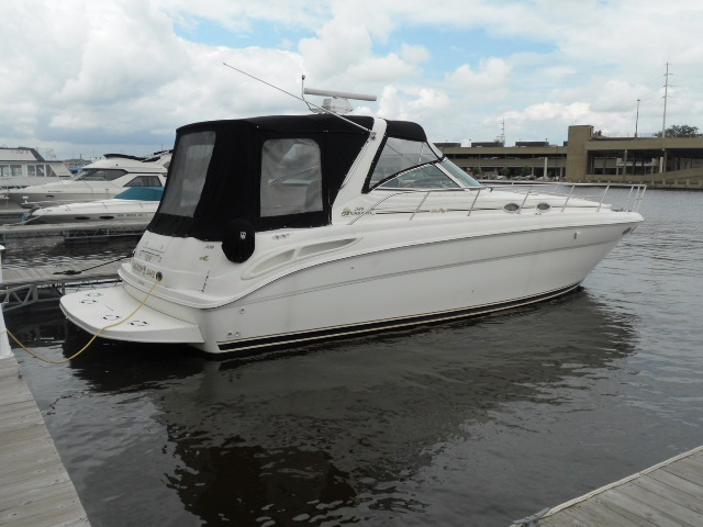 2000 Sea Ray 380 Sundancer