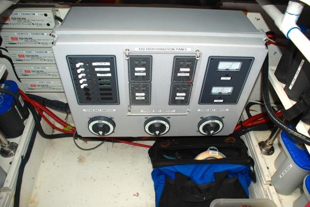 Distribution Panel 12 Volt