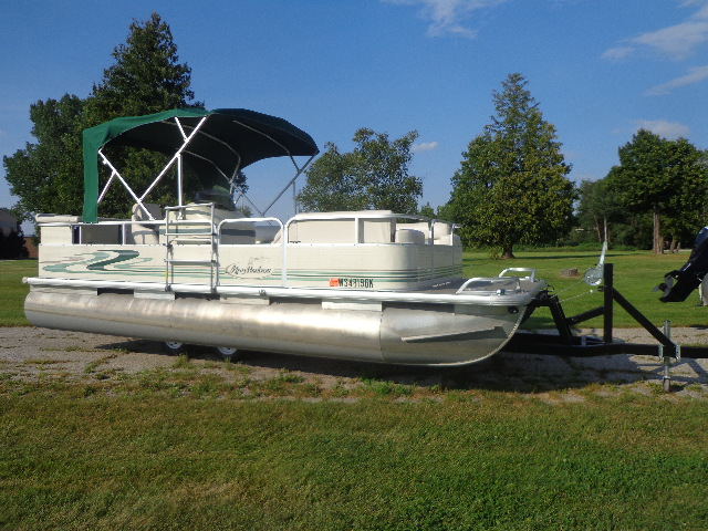 2003 Misty Harbor 2080 CR