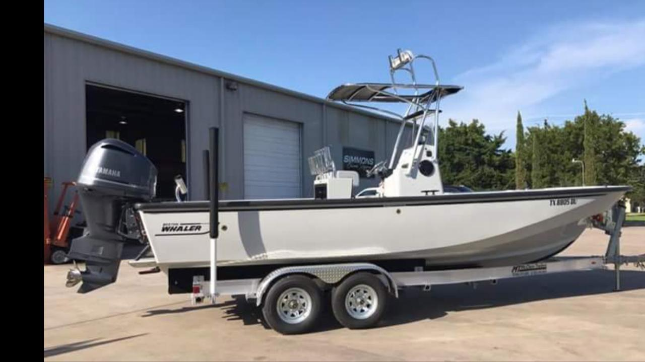 Used Boston Whaler Power Boats For Sale - Texas Sportfishing