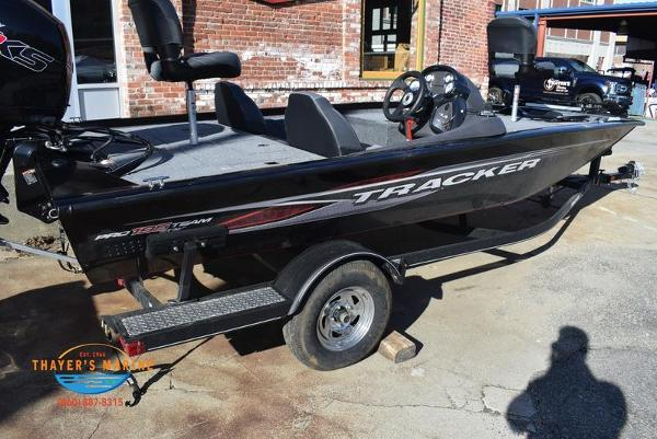 2020 Tracker Boats boat for sale, model of the boat is Pro Team™ 195 TXW & Image # 45 of 50