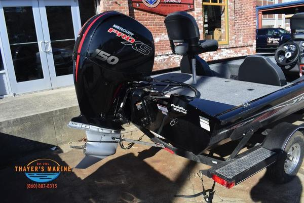 2020 Tracker Boats boat for sale, model of the boat is Pro Team™ 195 TXW & Image # 46 of 50