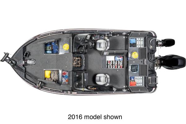 2017 Nitro boat for sale, model of the boat is ZV18 & Image # 3 of 10
