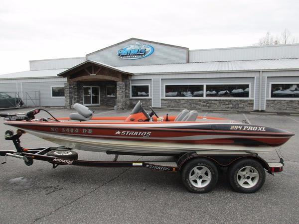 Used 2005 Stratos 294 Pro Xl For Sale