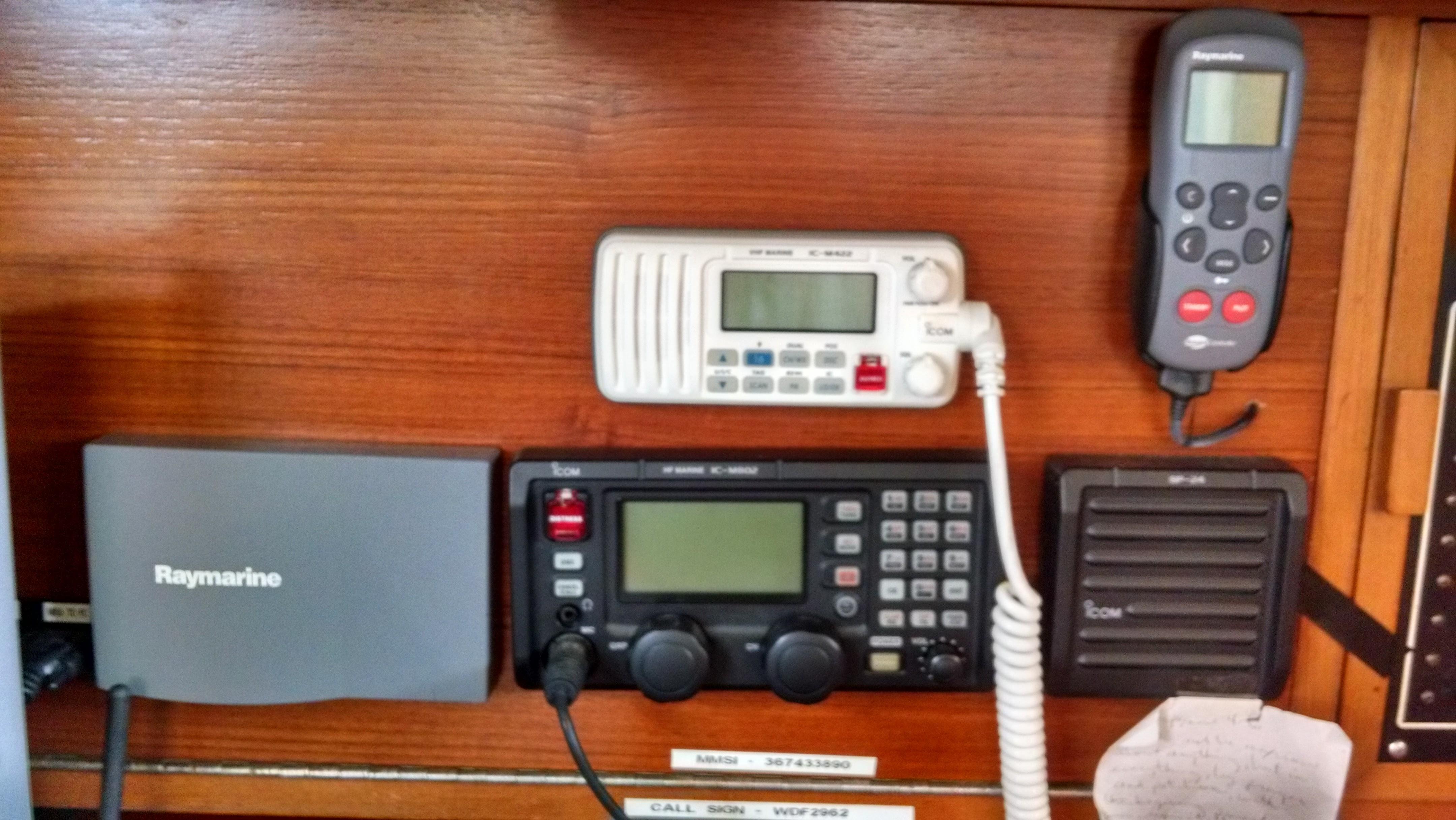 Communication Panel