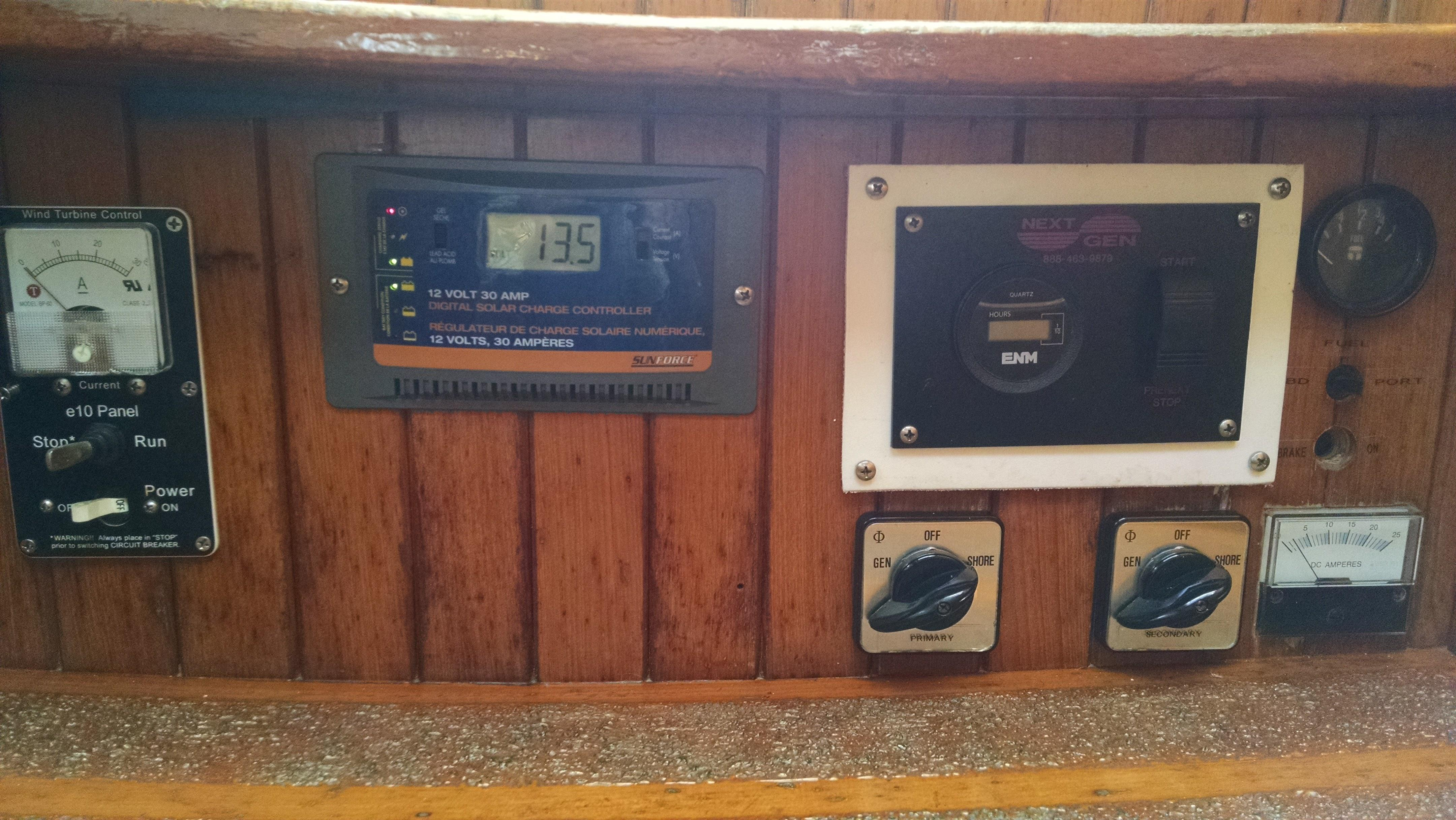 Companionway Electrical Instruments