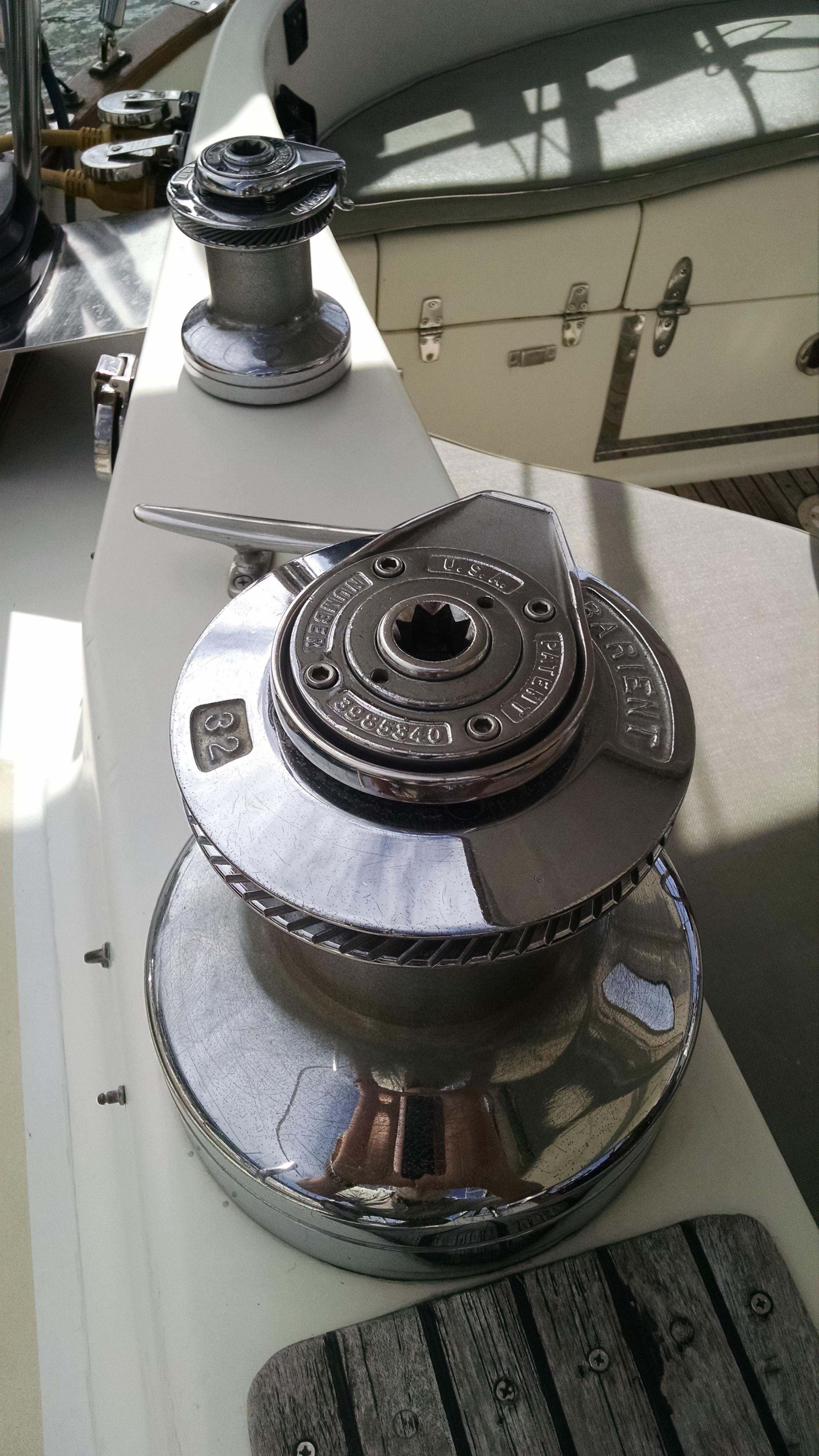 BARIENT S/T S/S Winches