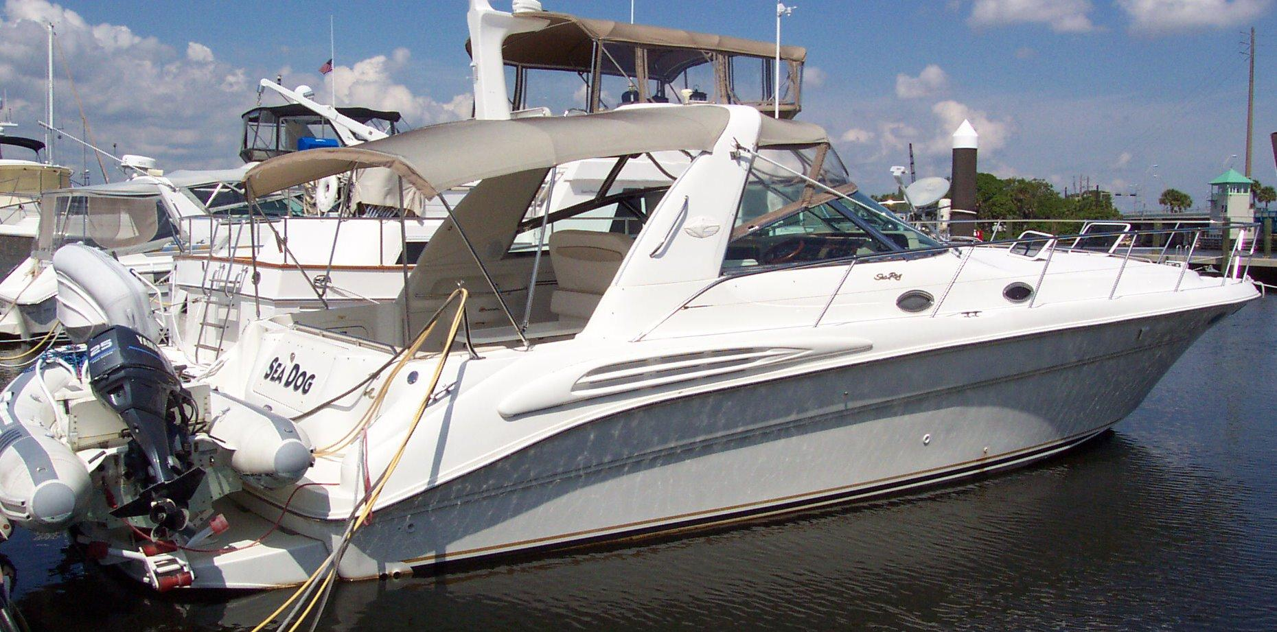 1999 Sea Ray 400 Sundancer