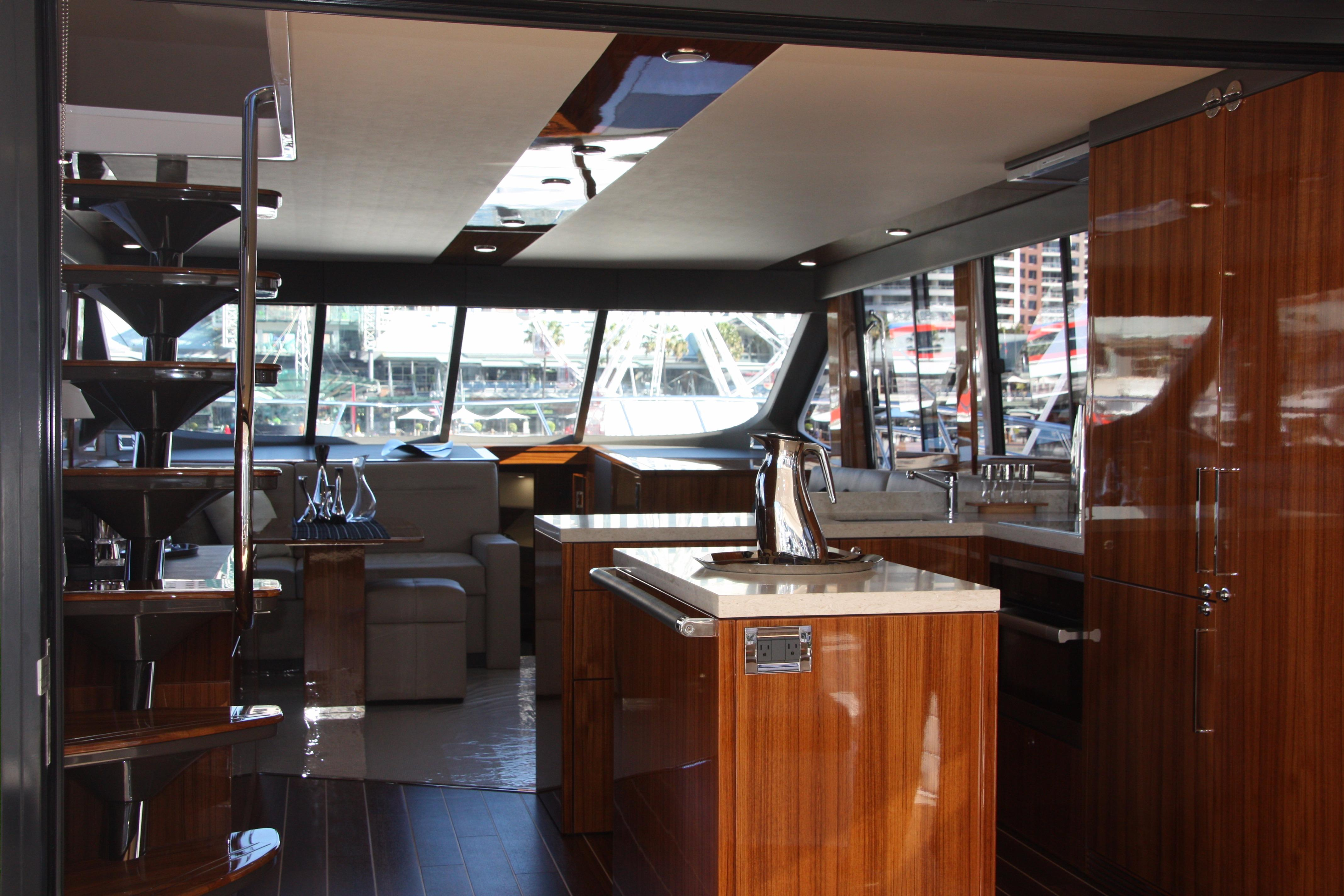View from Of Galley and Salon