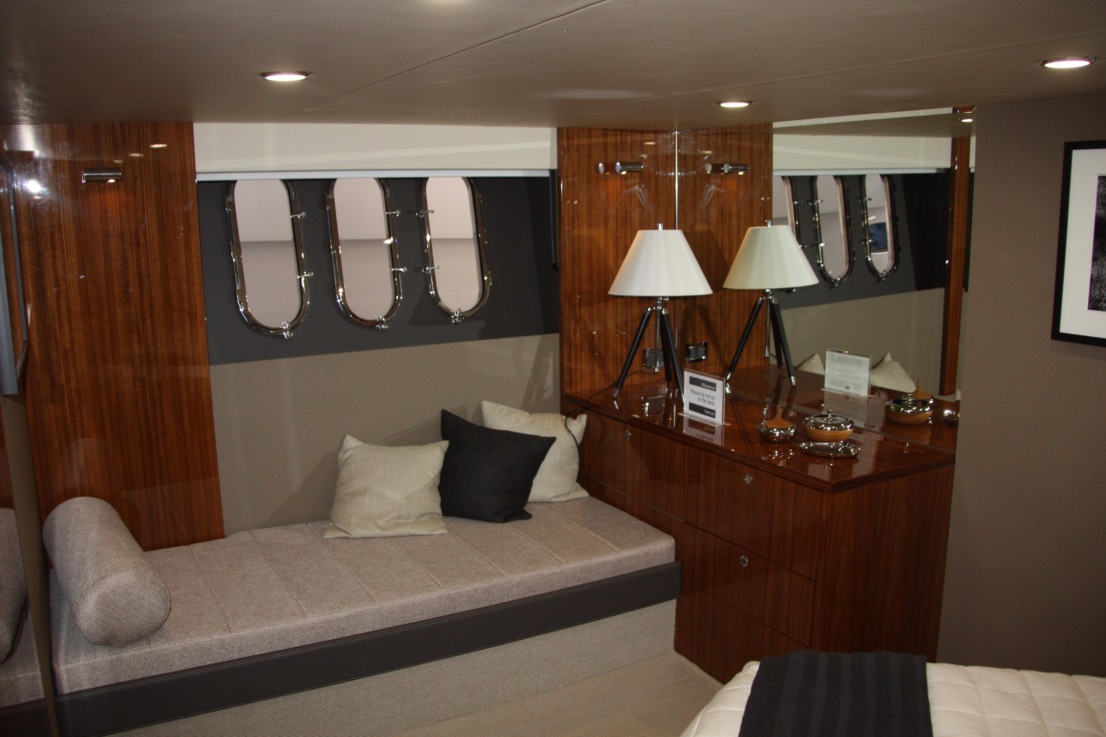 Master Stateroom Day Bed