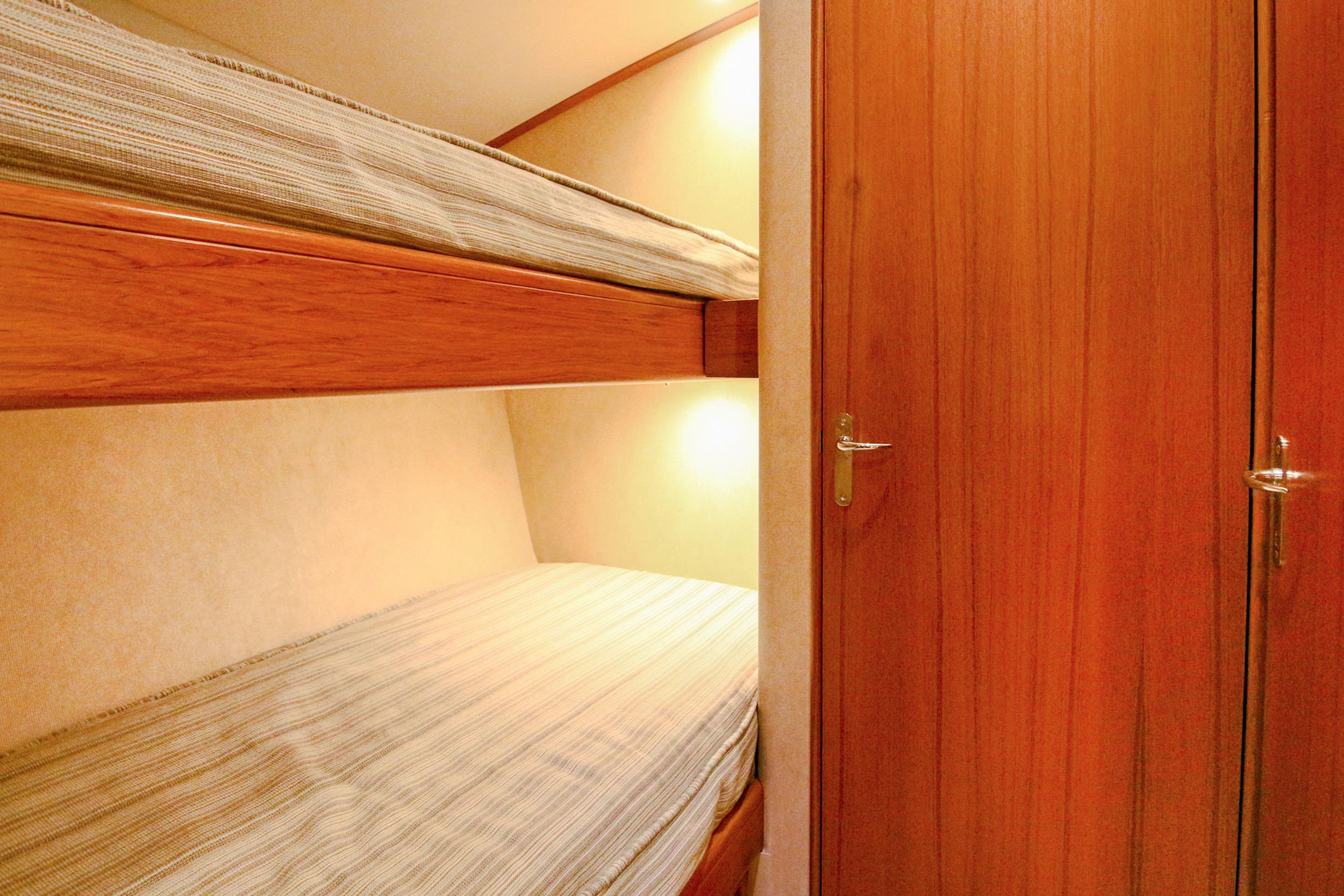 Starboard Guest/Crew Stateroom