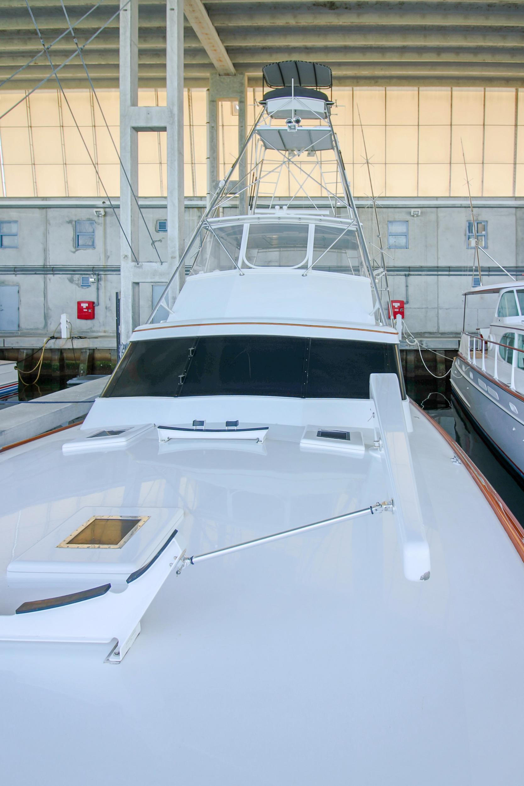 Bow - Looking Aft