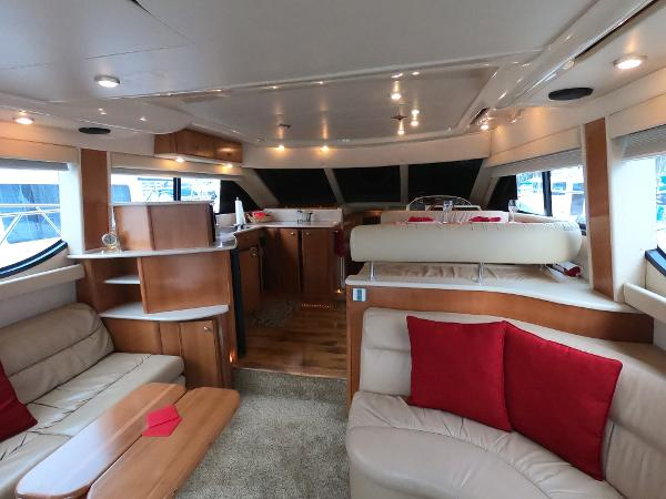 Picture Of:  41' Meridian 411 Sedan 2003Yacht For Sale | 3 of 30