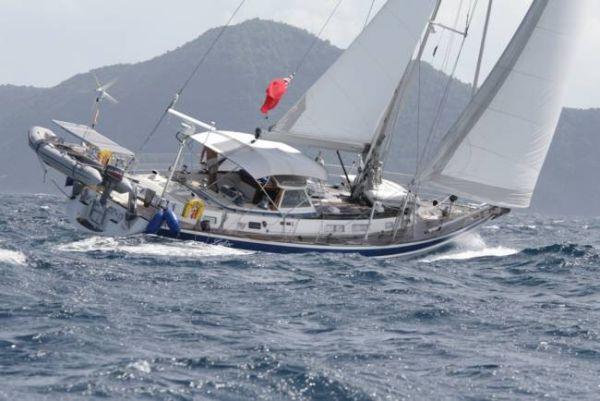 Boat Name: LALIZE; Year: 2004; Builder: Hallberg-Rassy Varvs AB; Model: 53 ...