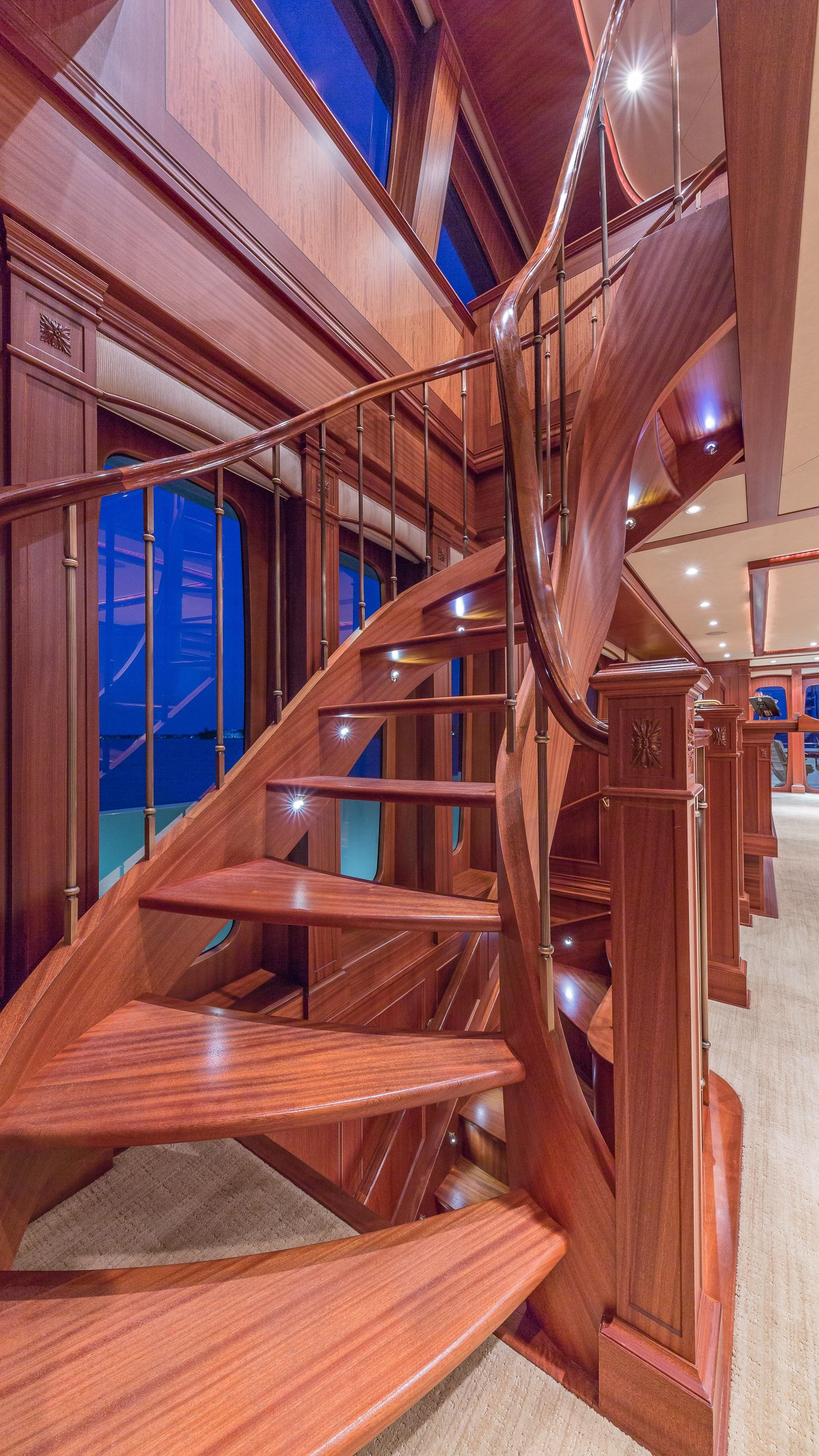 101 Burger Stairs