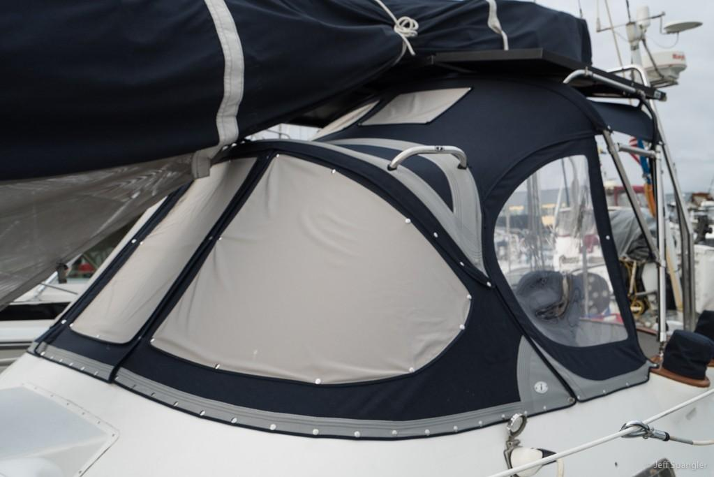 Picture Of:  42' Tayana Vancouver Center Cockpit 42 1982Yacht For Sale | 66