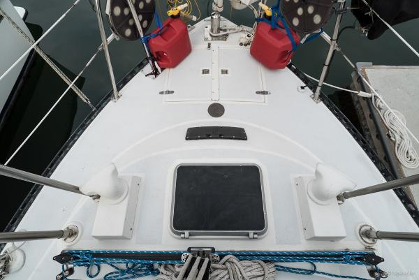 Picture Of:  42' Tayana Vancouver Center Cockpit 42 1982Yacht For Sale | 3 of 66