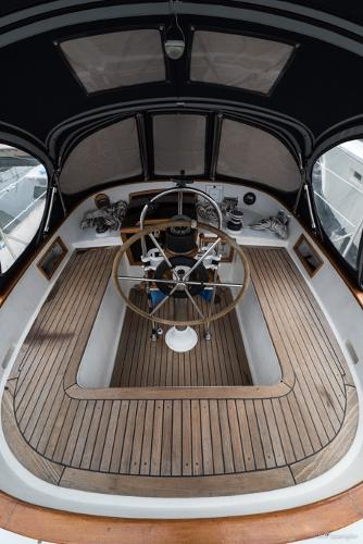 Picture Of:  42' Tayana Vancouver Center Cockpit 42 1982Yacht For Sale | 4 of 66