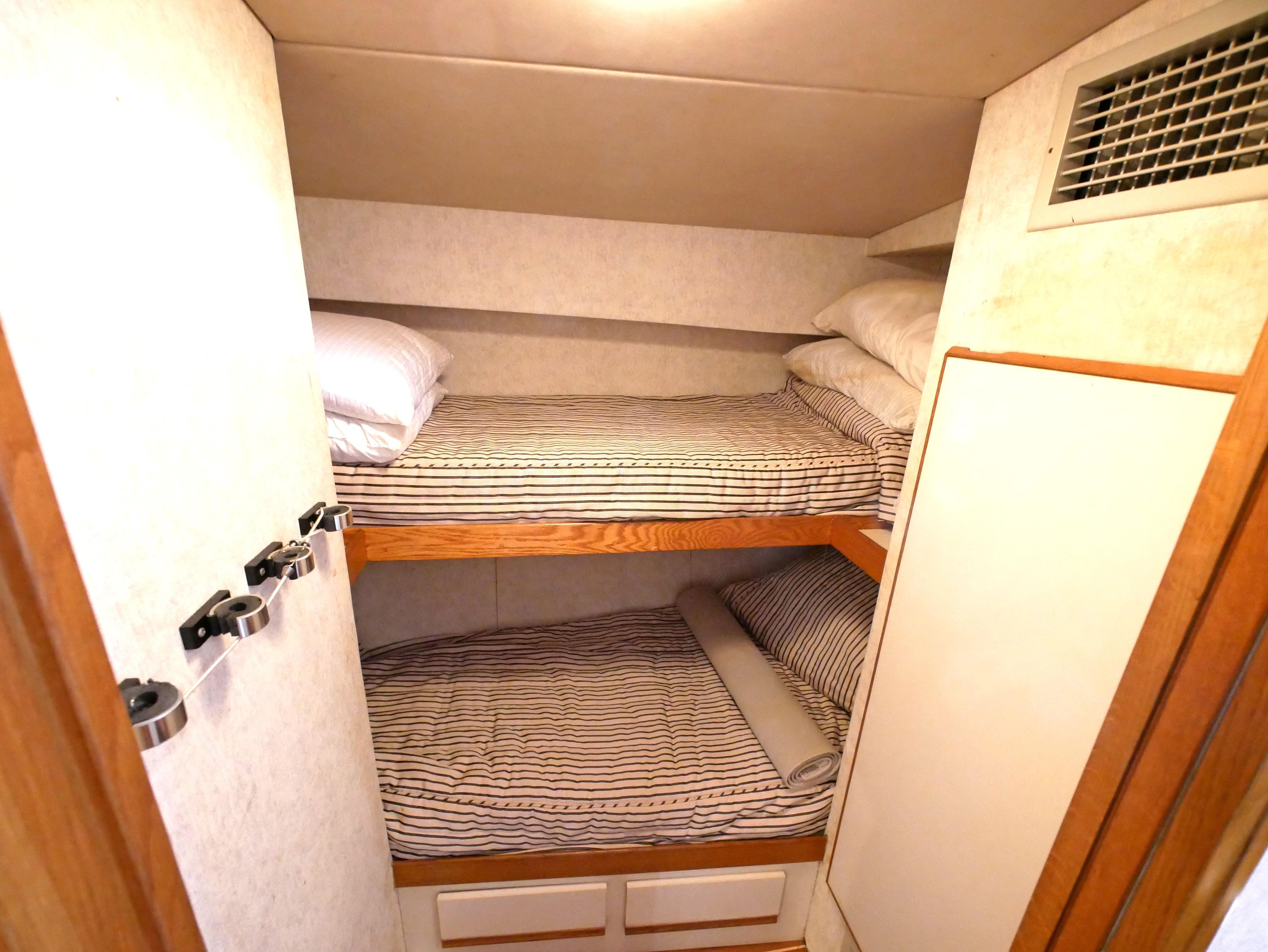 Starboard Bunk Room