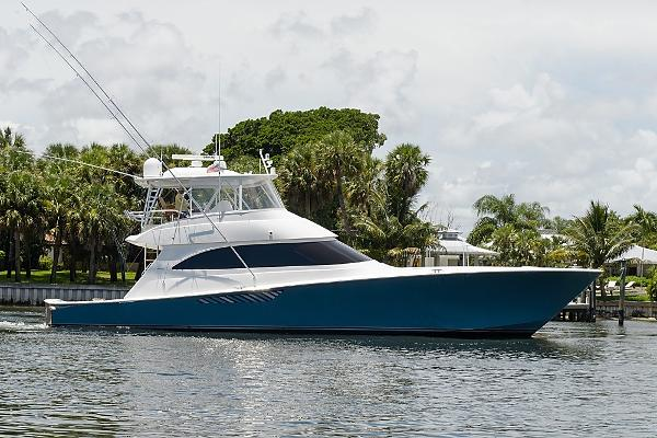 2012 66' Viking Convertible
