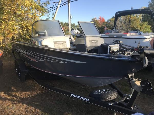 New 2018 Tracker Boats TARGA V19 WT For Sale