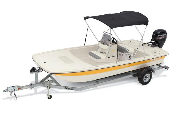 2020 Mako boat for sale, model of the boat is Pro Skiff 19 CC & Image # 1 of 48