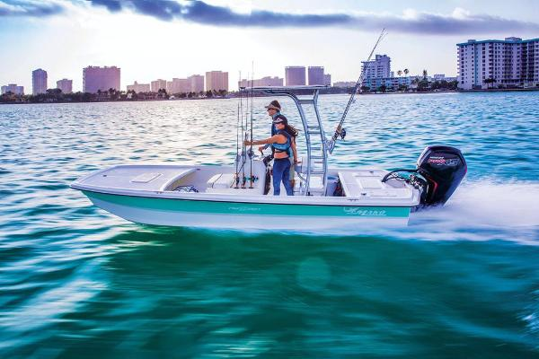 2020 Mako boat for sale, model of the boat is Pro Skiff 19 CC & Image # 7 of 48
