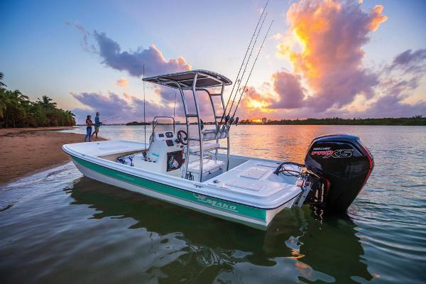 2020 Mako boat for sale, model of the boat is Pro Skiff 19 CC & Image # 9 of 48