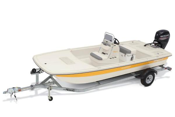 2020 Mako boat for sale, model of the boat is Pro Skiff 19 CC & Image # 12 of 48