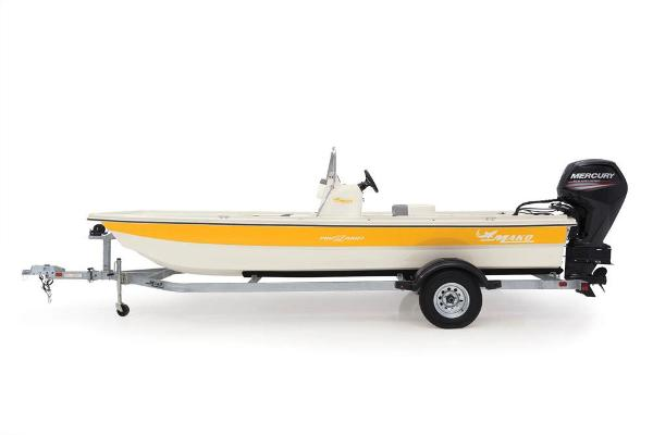 2020 Mako boat for sale, model of the boat is Pro Skiff 19 CC & Image # 13 of 48