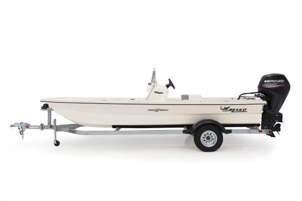 2020 Mako boat for sale, model of the boat is Pro Skiff 19 CC & Image # 15 of 48