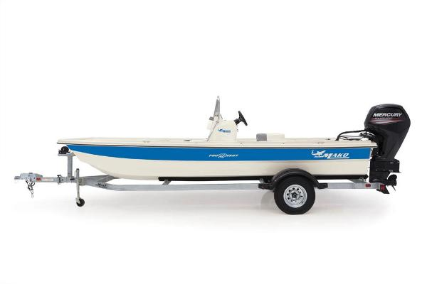 2020 Mako boat for sale, model of the boat is Pro Skiff 19 CC & Image # 16 of 48