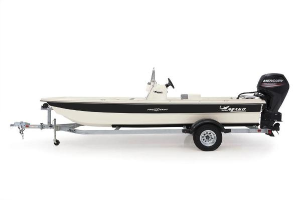 2020 Mako boat for sale, model of the boat is Pro Skiff 19 CC & Image # 17 of 48