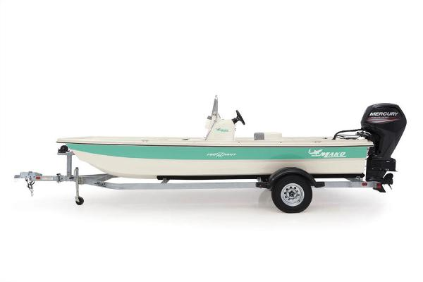 2020 Mako boat for sale, model of the boat is Pro Skiff 19 CC & Image # 18 of 48