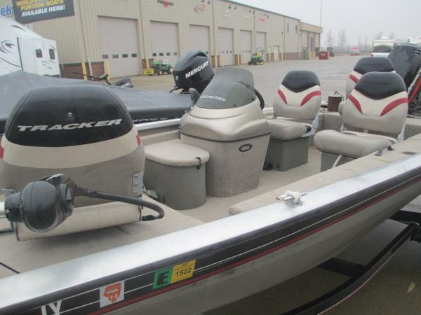 2005 Tracker Boats Pro Crappie 175 For Sale By The Boat Dock