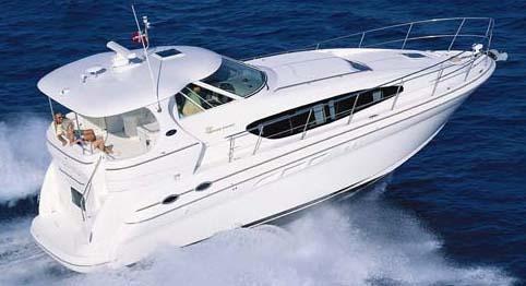 39' Sea Ray 2004 390 Motor Yacht