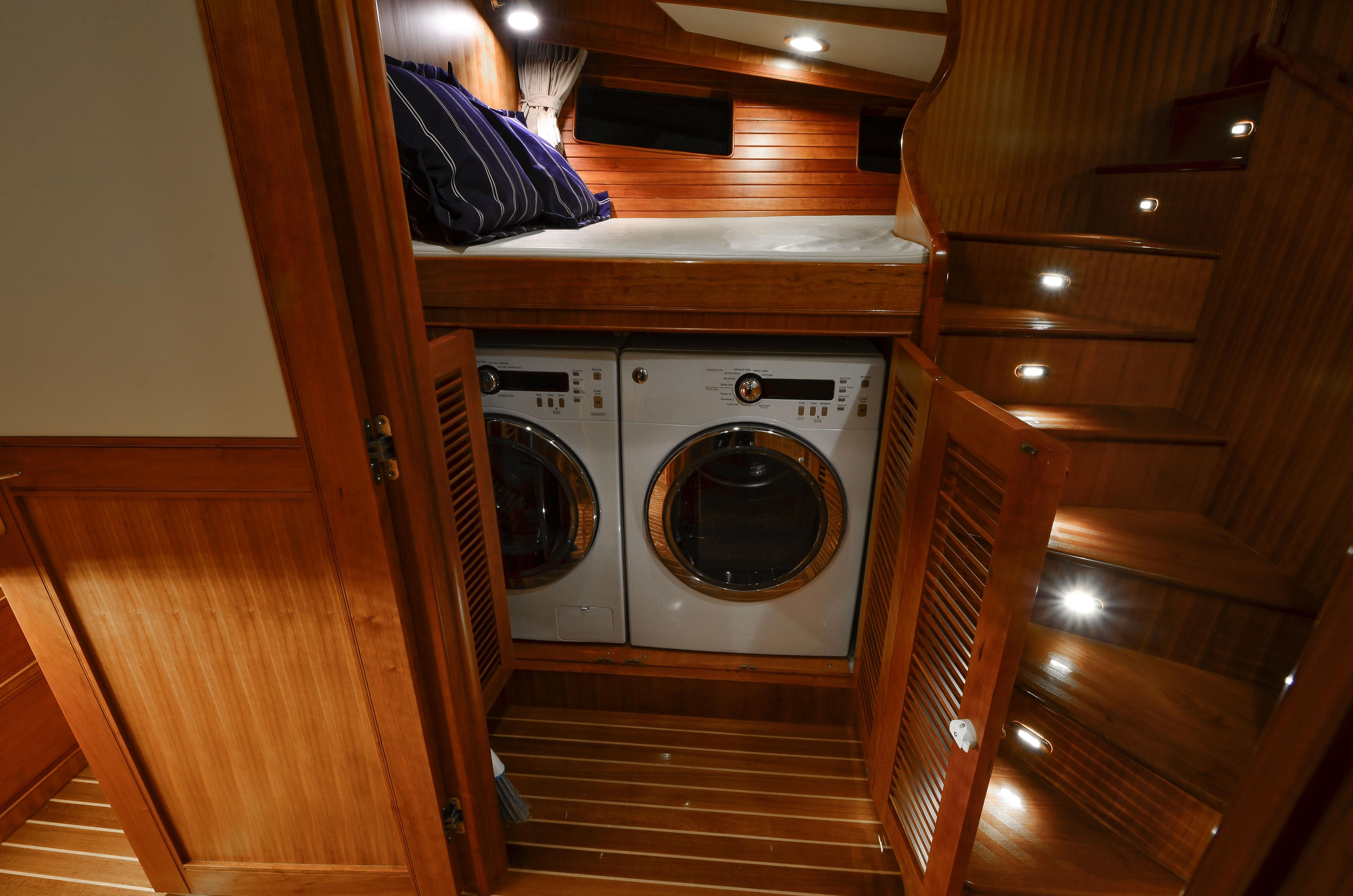 Washer Dryer Stbd