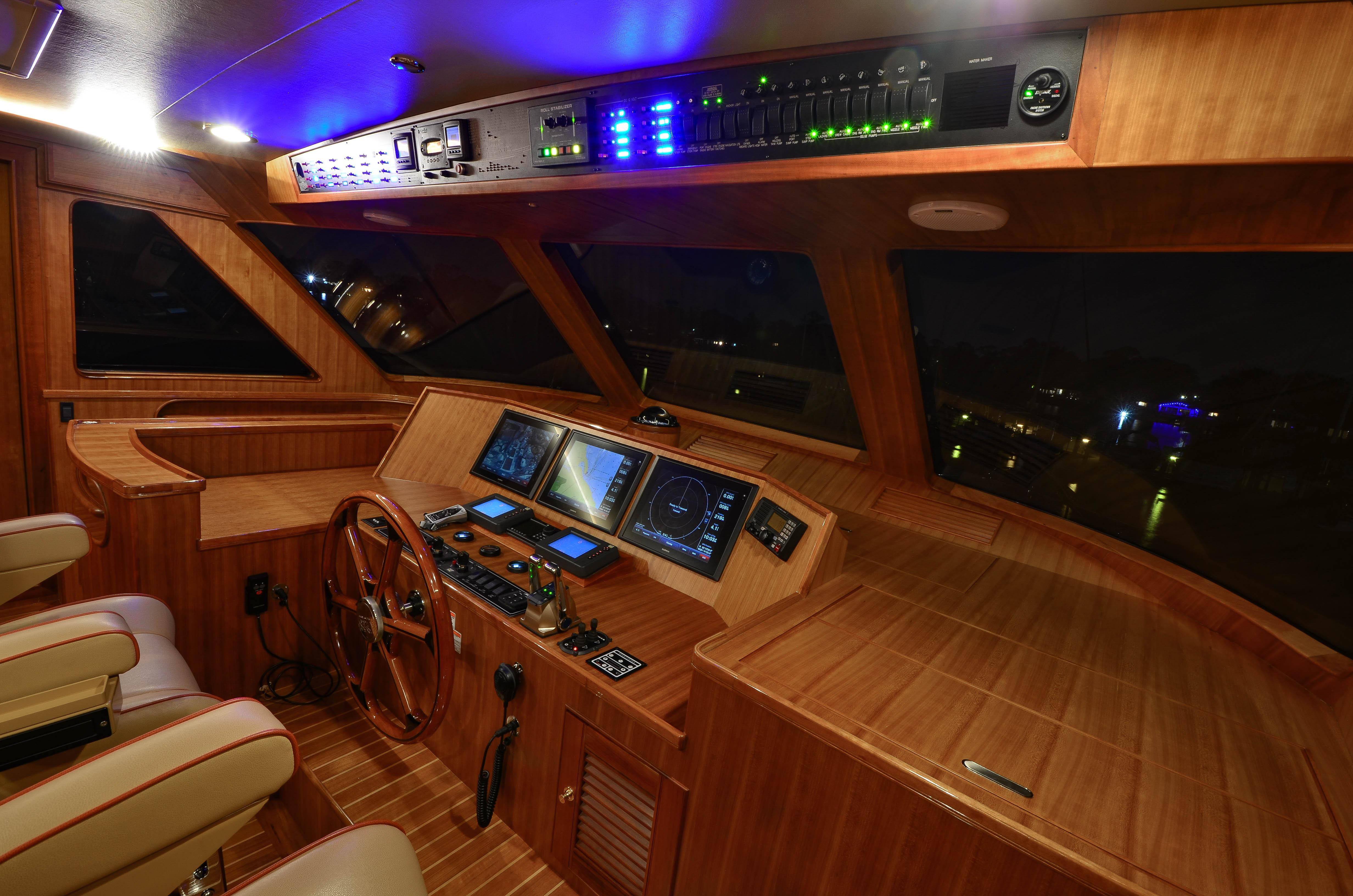 Helm and Console