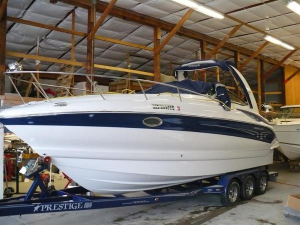 2008 CROWNLINE 270 CR for sale