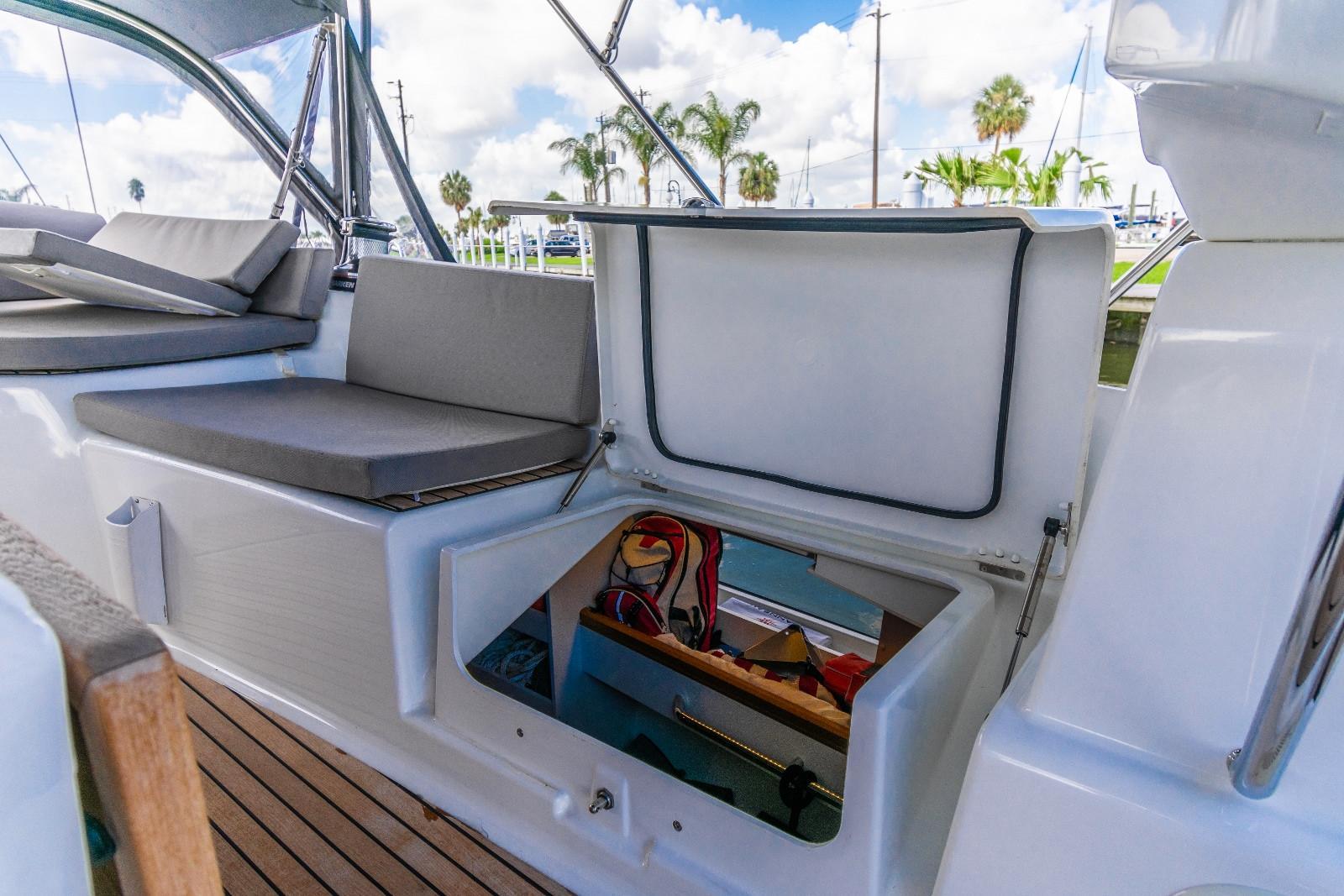 51 Jeanneau Gayle Wins 2018 Kemah | Denison Yacht Sales