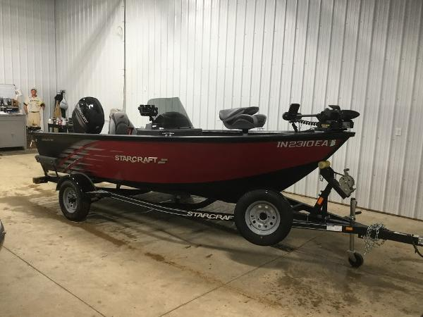 2018 STARCRAFT 166 STEALTH SC for sale