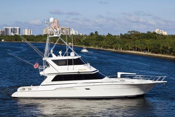 Viking Yachts Convertible Convertible Boats. Listing Number: M-3616258