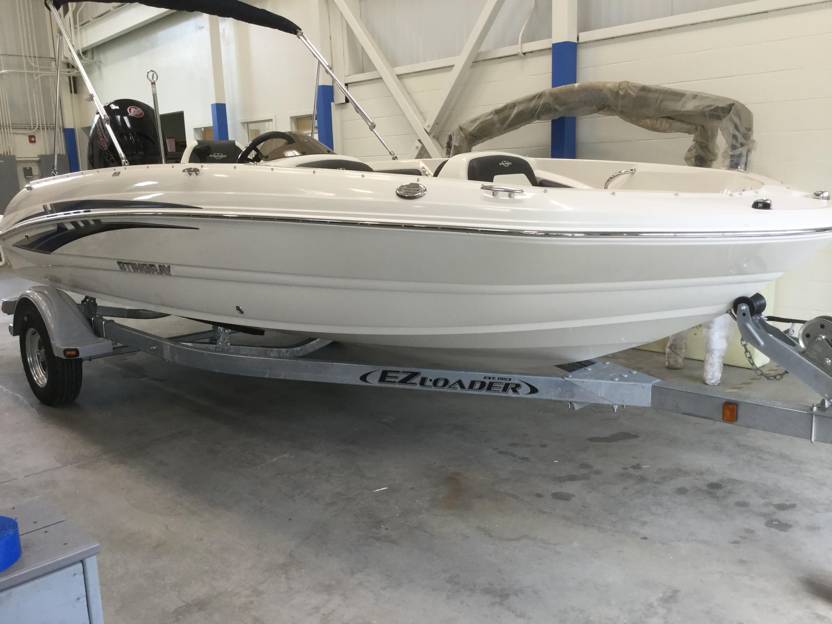 2019 STINGRAY 182 SC for sale