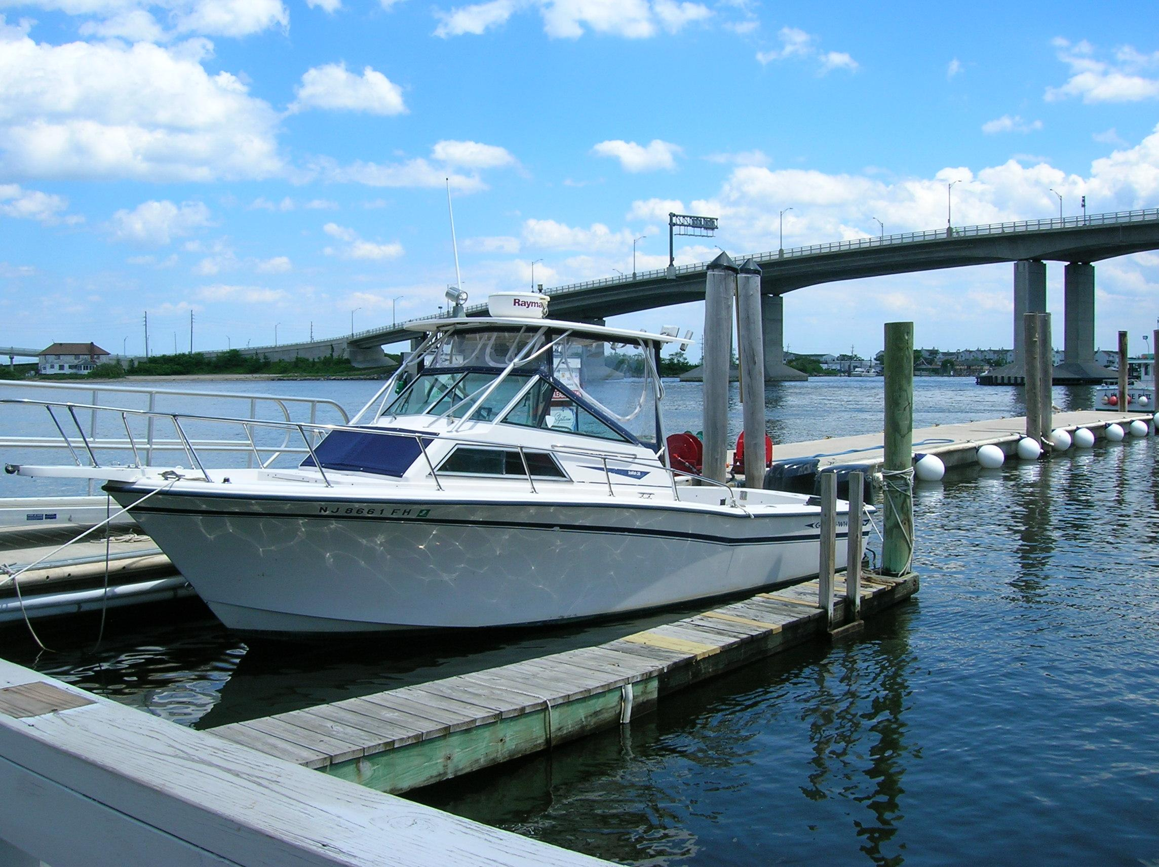 1988 Grady-White 25 Sailfish Re-powered in 2006 Sandy Hook Yacht Sales