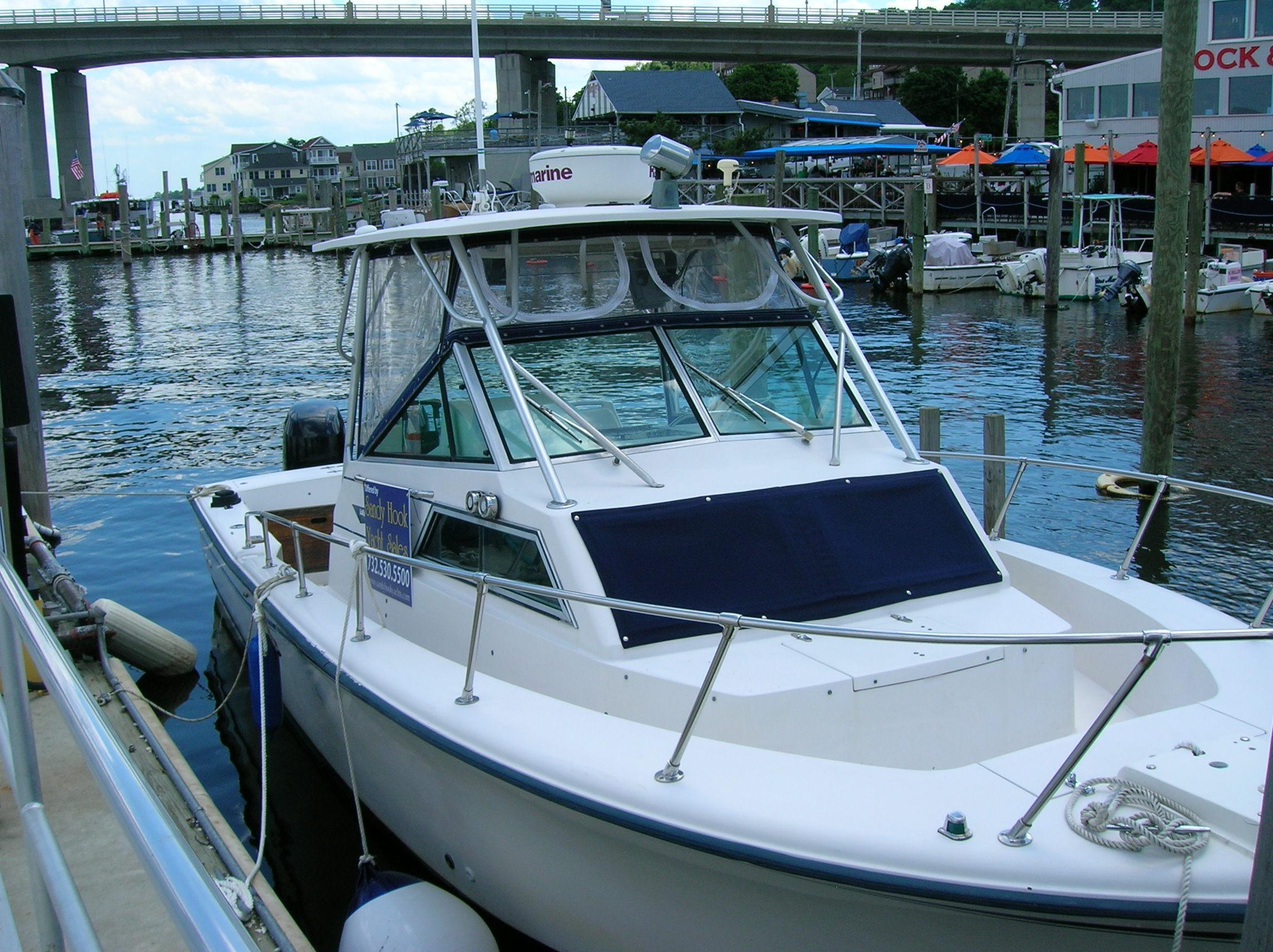 1988 Grady-White 25 Sailfish Re-powered in 2006 Sandy Hook