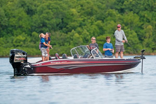 For sale new 2017 ranger boats 1880ms in kalamazoo for Fish express kalamazoo mi