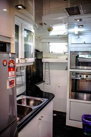Hershine 95 Galley