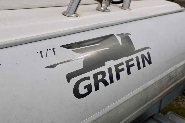 2003 Rendova Griffin Inflatable